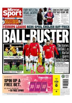 Daily Mirror Sports