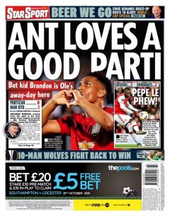 Daily Star (sports)