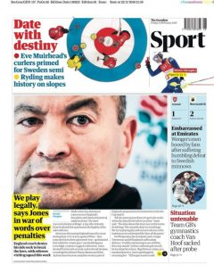 The Guardian (sports)
